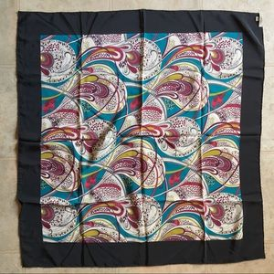 Burberry Accessories - Authentic Burberry Silk Scarf
